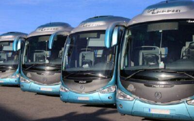 Grupo Chapín: nuevo protocolo para los viajes en autobús